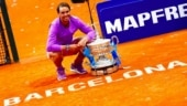 Rafael Nadal beats Stefanos Tsitsipas in 3-set thriller to win his 12th Barcelona Open title