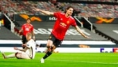 I'd love to have Cavani for another year: Solskjaer after ManU win Europa League semi-final 1st leg vs Roma