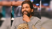 Allu Arjun thanks fans for Pushpa teaser response. All pics from launch