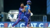 IPL 2021: Delhi Capitals spinner Amit Mishra warned after applying saliva on the ball