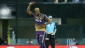 Andre Russell takes 5 for 15 to record best bowling figures against Mumbai Indians
