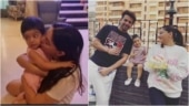 Mahhi Vij's daughter Tara is happy as she reunites with mom. Jay Bhanushali shares video