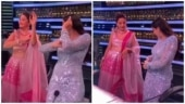 Madhuri Dixit vs Nora Fatehi, who does Dilbar better? Watch Dance Deewane 3 BTS video