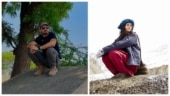 Abhinav Shukla recreates Alia Bhatt's Highway pose, calls it his favourite movie