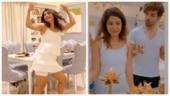 Debina Bonnerjee celebrates another lockdown birthday with Gurmeet Choudhary. Watch