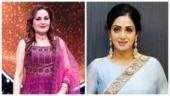 Jaya Prada reveals on Indian Idol 12 that her chemistry with Sridevi never matched