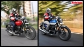 Honda H'ness CB350 vs Honda CB350RS: We rode both bikes to find out the differences