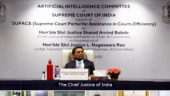 Supreme Court embraces Artificial Intellegence, CJI Bobde says won't let AI spill over to decision-making