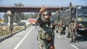 Security forces gun down militant in encounter at Kakpora in J&K's Pulwama