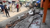 Cracked roads, tilted buildings: Assam earthquake captured in scary photos, videos