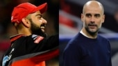 Manchester City manager Pep Guardiola gets RCB jersey: Thanks to my friend Virat Kohli