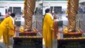 'Maskless' MP minister Usha Thakur performs 'puja' to get rid of coronavirus