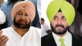 Amarinder Singh challenges Navjot Singh Sidhu to contest polls against him from Patiala