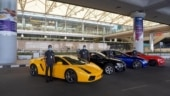 Hyderabad International Airport introduces drive-away in luxury cars