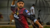 SRH vs KKR: Harbhajan Singh's IPL journey continues at 40, makes debut for Kolkata Knight Riders