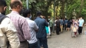 Ripple effect: People throng grocery stores amid fear of complete lockdown in Mumbai
