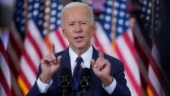 USD 2 trillion 'American Jobs Plan' as ambitious as space race, says US President Biden