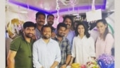 Samantha Akkineni's team throws a surprise birthday party. See pics