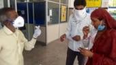 Gardener at Madhya Pradesh hospital seen collecting Covid samples as people perform 'self' test