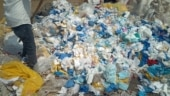 Maharashtra Police busts factory stuffing mattresses with used face masks