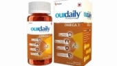 Omega 3 rich fish oil capsules to boost your health