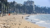 Covid surge: Beaches, gardens in Mumbai to remain shut from 8 pm to 7 am, full shutdown on weekends