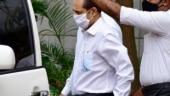 Mansukh Hiren death case: NIA takes Sachin Vaze to CST station to recreate crime scene