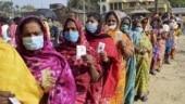Voting underway for bypolls to 1 Lok Sabha, 2 assembly seats in Karnataka