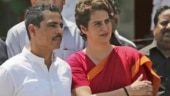 Priyanka Gandhi Vadra in isolation after husband Robert Vadra tests positive for Covid-19