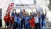 April 2, 2011: MS Dhoni leads India to 2nd World Cup title after 28 years