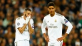 Real Madrid defender Raphael Varane tests positive for COVID-19, to miss Champions League game vs Liverpool