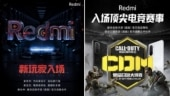 Redmi gaming smartphone launch set for later this month, Call of Duty Mobile partnership teased