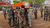Names of personnel killed in Chhattisgarh Naxal attack