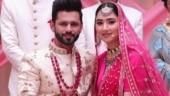Rahul Vaidya says Madhanya was like wedding dress rehearsal for him and Disha Parmar