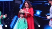 Farah Khan gives special gift to Super Dancer Chapter 4 contestant Pruthviraj