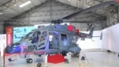 First unit of indigenously-built ALH Mk III aircraft commissioned into Indian Navy