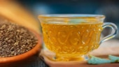 Ajwain and jeera herbal tea helps in building immunity.