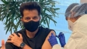 Anil Kapoor gets 2nd dose of Covid-19 vaccine, shares pic on social media