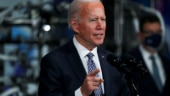 Biden sends unofficial delegation to Taiwan in 'personal signal' of commitment to its democracy