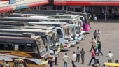 Driver dies after stones pelted at bus in Karnataka
