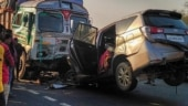 Four killed in car-truck collision in Chhattisgarh's Kanker district