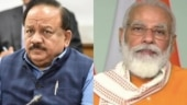 As Covid situation becomes grave, PM Modi, Health Minister Harsh Vardhan to chair meetings with state governments