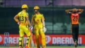 IPL 2021: Faf du Plessis, Ruturaj Gaikwad help CSK gun down 172, hammer SRH to regain top spot