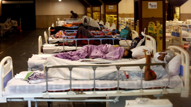 In highest single-day spike, Delhi reports over 24,000 fresh Covid-19  cases, positivity rate at 24.56% - Coronavirus Outbreak News