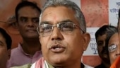 Won't stage dharna, will rest at home: BJP Bengal chief Dilip Ghosh on 24-hr campaign ban