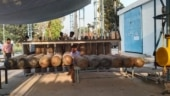 DRDO gives 75 oxygen cylinders with 10,000 litre capacity to Delhi govt, 40 to ITBP Covid centre