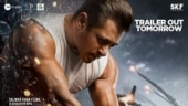 Salman Khan's Radhe release date May 13, in theatres and multiple platforms. Trailer out tomorrow
