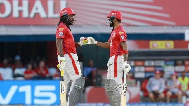 IPL 2021: It's like Chris Gayle is always on the yacht, then he turns up and plays a blinder - KL Rahul