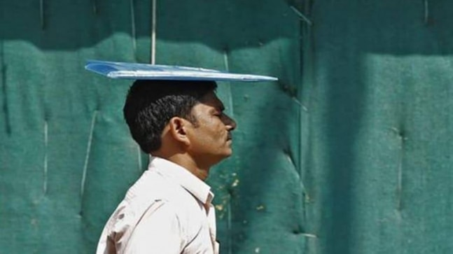 At 40.2 degree Celsius, Delhi records hottest day so far this month
