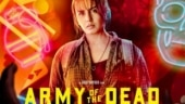 Huma Qureshi shares her poster for Zack Snyder's Army of The Dead with note about Covid